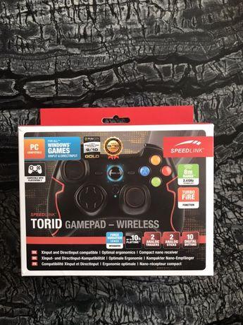 speed link torid gamepad wireless
