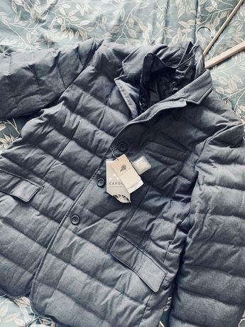Męska kurtka w stylu płaszcz rozmiar XL nowa z metkami Mango M