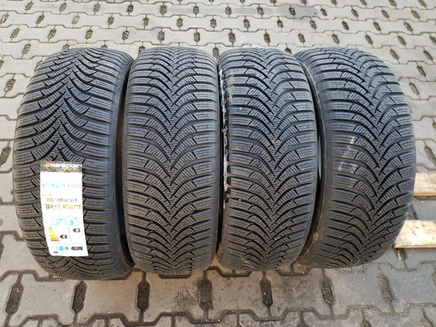 4x205/55R16 Hankook Winter Icept RS 2 Nowy komplet opon zimowych