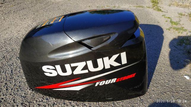 Колпак кожух лодочного мотора SUZUKI сузуки DF40A, DF50A, DF60A