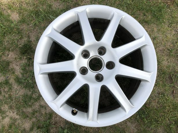 Alufelga 17 Audi Speedline 7.5 ET 45 A6 C6 5x112