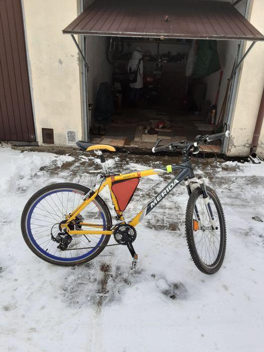 Rower Merida młodzieżowy Lubartów - image 1
