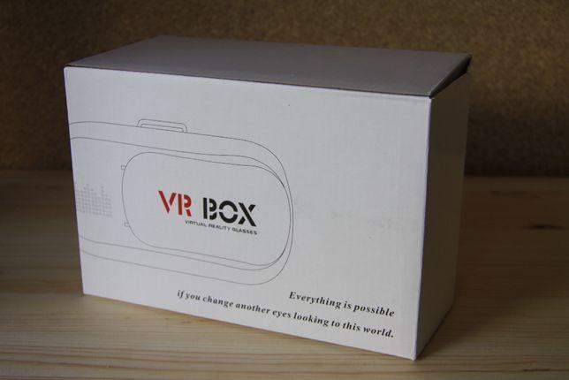 Шлем виртуальной реальности с пультом VR BOX