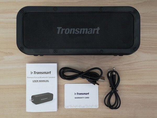 [ NOVA ] Coluna Bluetooth à prova de água 10h autonomia