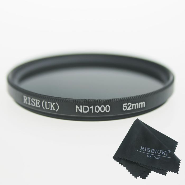 Filtro ND1000 - 52mm - Novo - Portes Gratis Faro - imagem 1