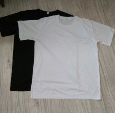 Dwie koszulki termoaktywne UNISEKS 3XL