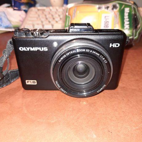 Olympus XZ-1 Black