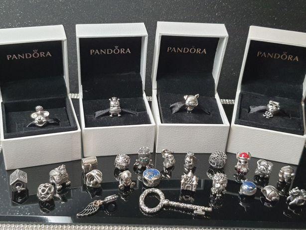 Oryginalne charmsy Pandora