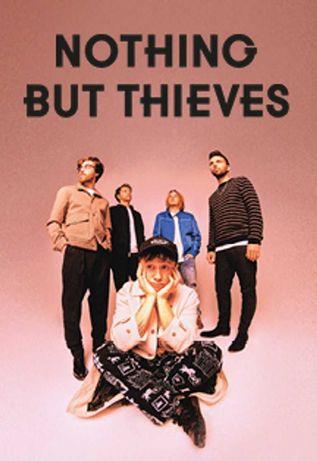 Билет на концерт Nothing But Thieves в Киеве 22.05.22