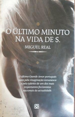 """Livro """"O Último Minuto Da Vida De S."""""""