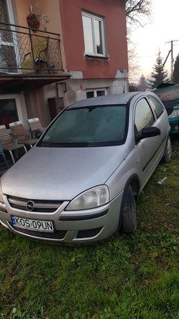 Opel corsa c lampa ew.caly