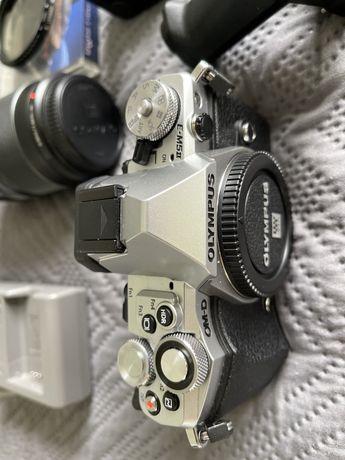 Olympus OMD E-M5 MKII 14-150mm zamiana na drona DJI Mavic