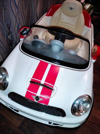Электромобиль Mini cooper