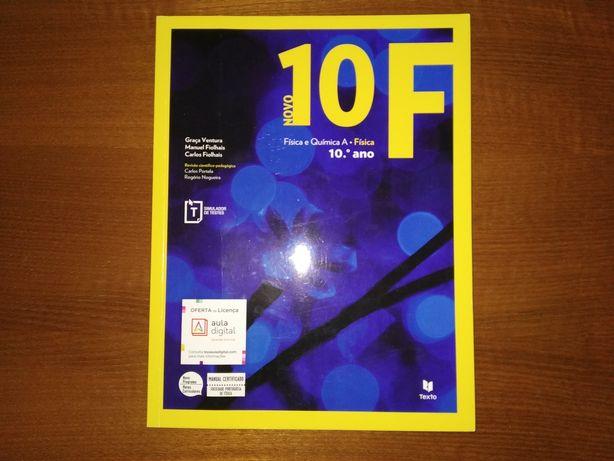 Manual Novo 10F 10° ano - Texto Editora