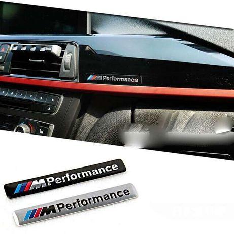 Emblema BMW M performance