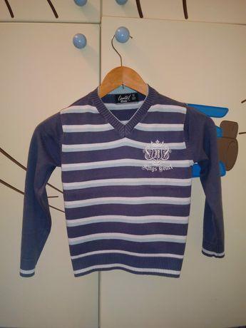 Sweter r.110/116 sweterek dla chłopca f.Reserved
