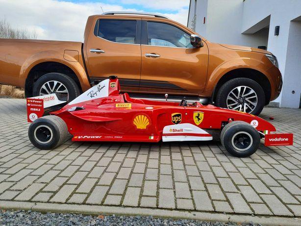 Unikalny mini samochód spalinowy Ferarri F1