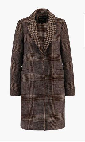 Шерстяное пальто - кардиган ONLY