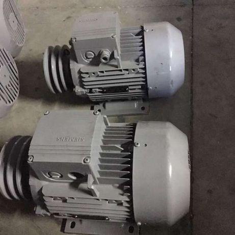 Burlões MBway=GNR-Motor Siemens trifasico 4 KW e 5.5KW P/ ventiladores