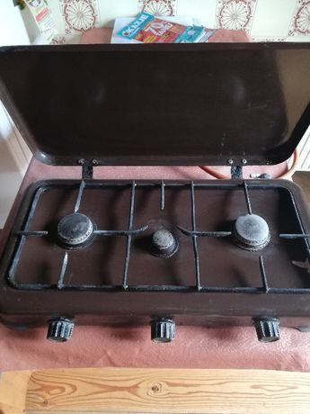 Mała kuchenka gazowa
