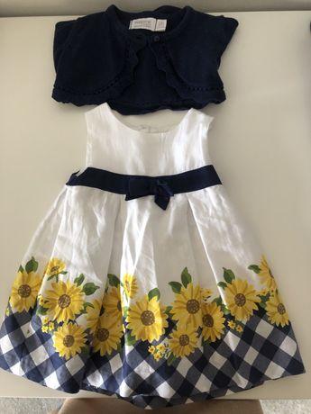 Vestido +bolero Mayoral