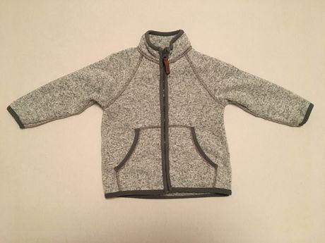 Sweterek / bluza / polar rozm 86