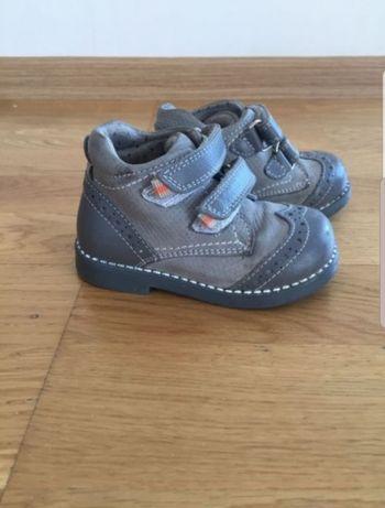 Детские ортопедические ботинки туфли Панда Panda orthopedic, р 20