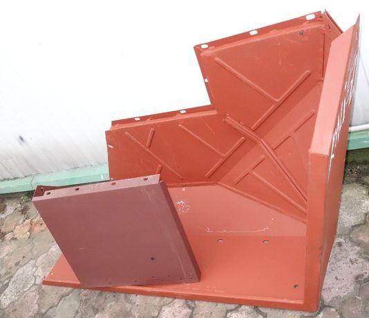 Błotnik płaszcz tylny komplet (Lewy i prawy) Zetor 8011 Ursus c-385