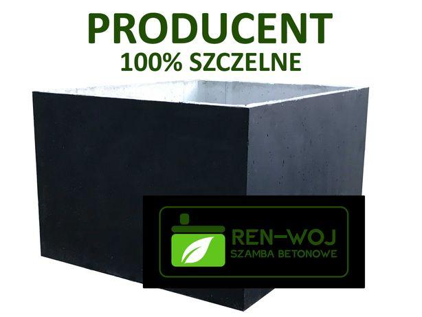 Białystok szamba betonowe szambo betonowe zbiornik na wodę 6 8 10 12m3