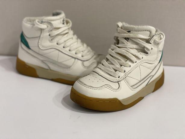 Кеды ботинки Zara