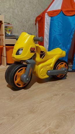 Продам детский мотоцикл толокар от бренда BIG (Германия)