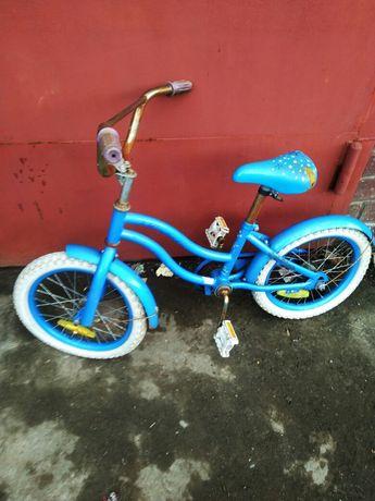 Велосипед на запчасти