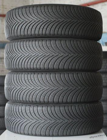 195/65 R15 -91T- Michelin Alpin 5, Зимние шины б/у Склад