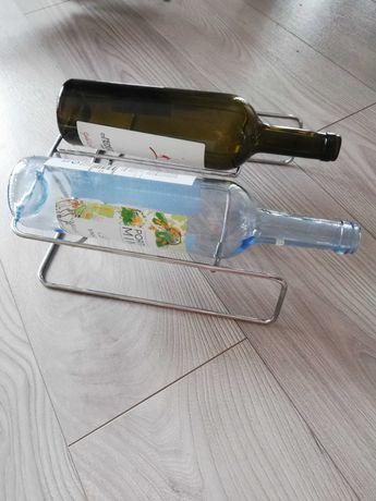 Stojak na wino butelki