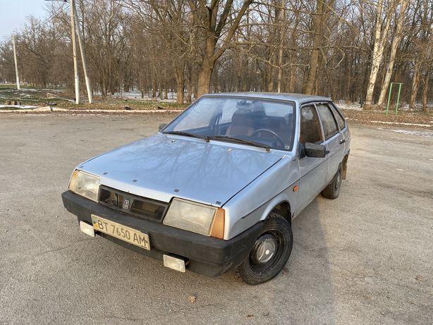 ВАЗ 2109 Торг 2005 год