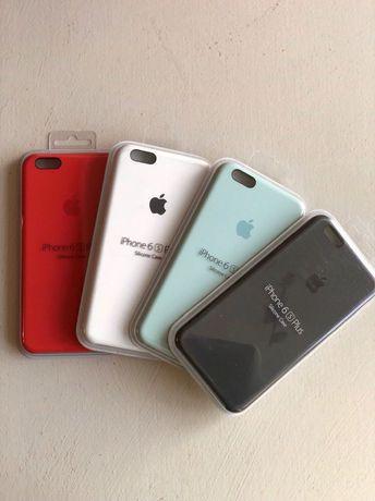 Чехлы ОРИГИНАЛ Apple Silicone Case iPhone 6 Plus/6s Plus