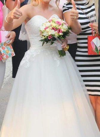 Suknia ślubna Haiti Afrodyta
