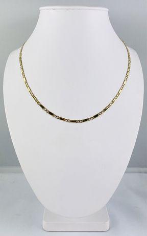 Złoty Męski Łańcuch Pr.585 14,3g. NOWY !!!