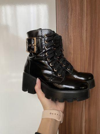 Шкіряні черевики (кожаные ботинки)