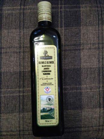 Масло оливковое Primadonna(Италия)