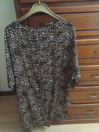 Vendo túnica tigresa L da Blanco