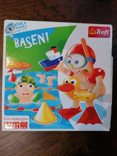 Gra edukacyjna Basen Trefl