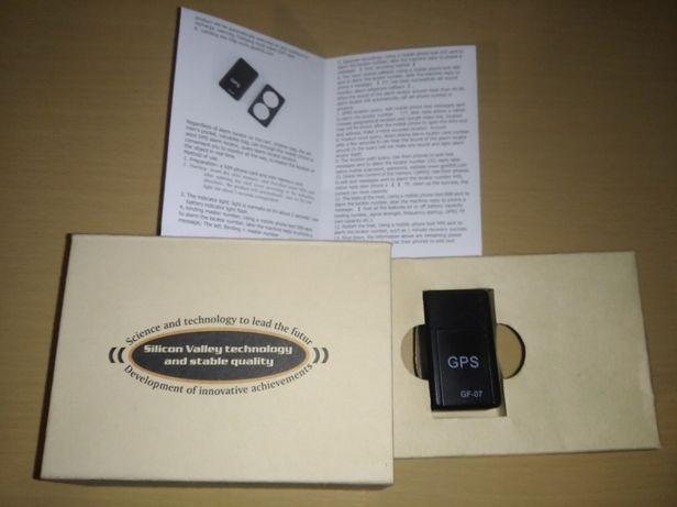 GPS трекер GF-07