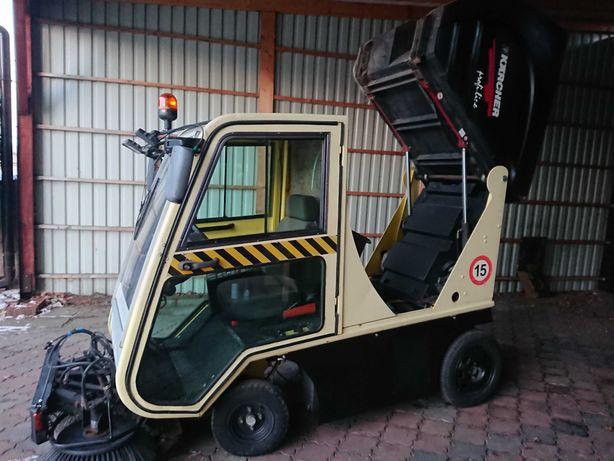 Zamiatarka Karcher ICC1 silnik Kubota