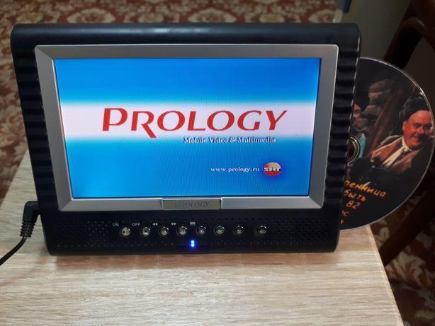 DVD проигриватель переносной. Prology avd-715