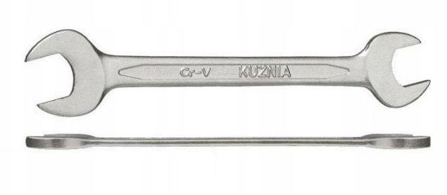 Klucz Płaski Kuźnia 30 x 32 Nowy Wytrzymały - Wodomierz POLSKA FABRYKA