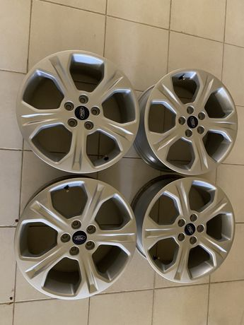 "Jantes 17"" 5x108 ford focus mondeo transit connect"