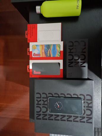 OnePlus Nord 5G 8GB RAM/128GB + Acessórios