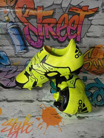Dziecięce korki Adidas Performance 15.1 r 33 buty piłkarskie junior