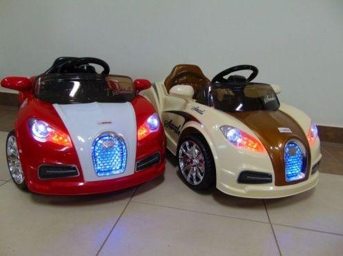 Pojazd Bugatti Auto motor Elektryczny na akumulator autko bmw dzieci